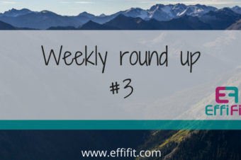 Weekly Round Up #3