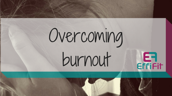 4 takeaways from my most recent BURNOUT
