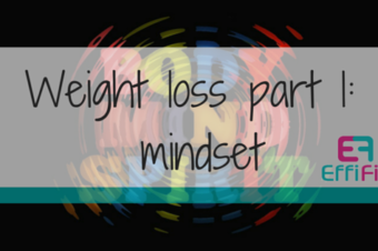 6 steps for healthy weight loss part 1: mindset