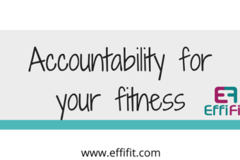 Accountability for your fitness