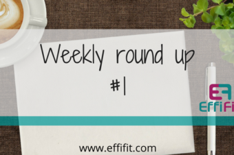 Weekly Round Up #1