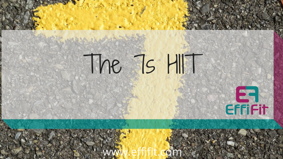 The 7s HIIT