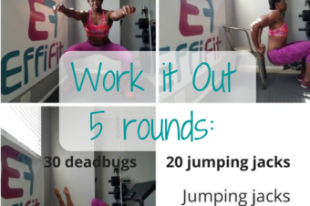 Work it Out HIIT