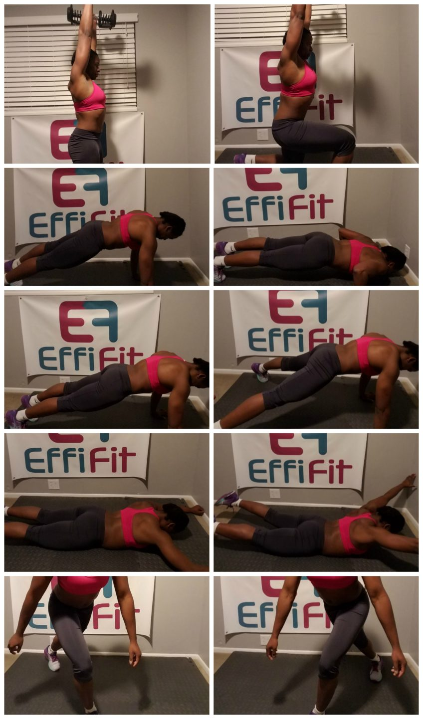 Build a Strong Core HIIT
