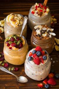 Weekly Meal Plan #5: Breakfast