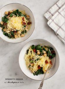 Weekly Meal Plan #9: Vegetarian Dinners