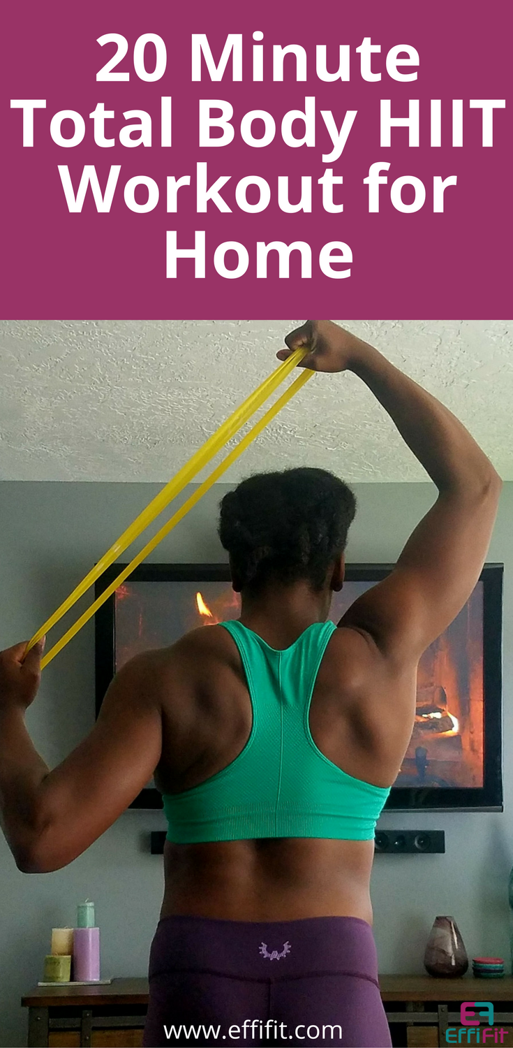 HIIT Workout at Home | EffiFit