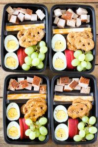 Deli Style Protein Snack Box