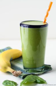 Spinach-Banana-Protein-Smoothie