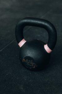 strength training with kettlebells